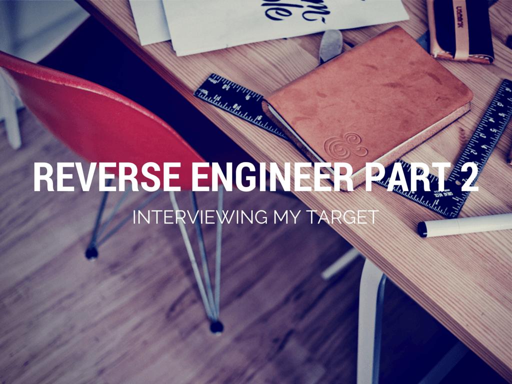 Reverse Engineer Matt Report Part 2