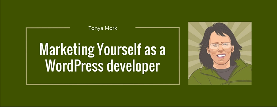 marketing yourself developer tonya mork
