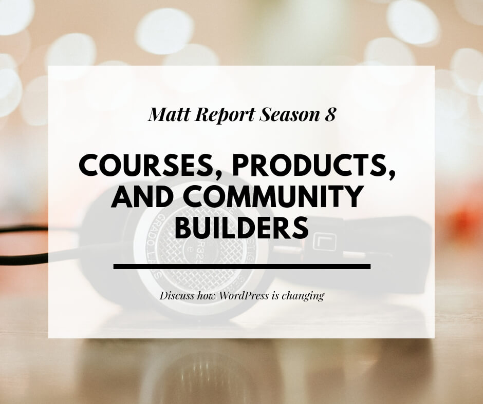 Course creators, product makers, and community builders!