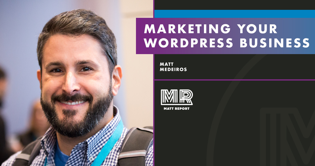 Matt Report Marketing Thumbnail